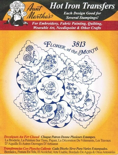 3813 Flower of the Month