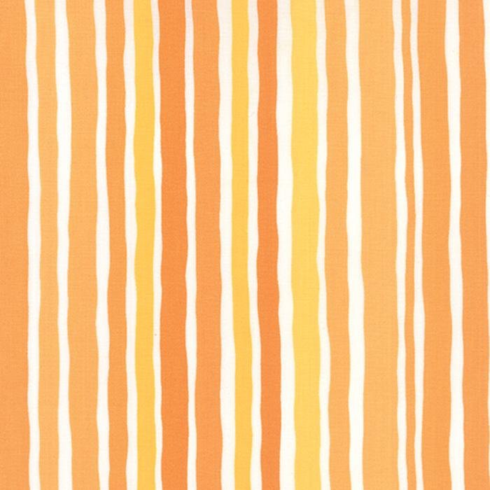 Dot Dot Dash Orange Stripe