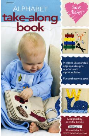 Alphabet Take Along Book