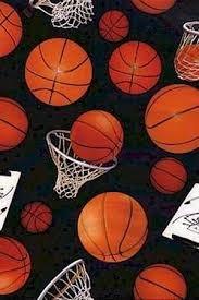 Basketball Toss Black Sports