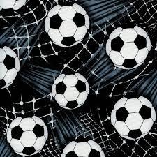 Black Soccer Balls