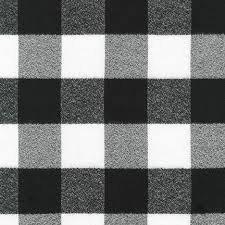 Black/White Mammoth Flannel