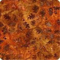 Batik Cornucopia 10 Autumn