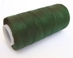 Omega 100% #48 Nylon Crochet Thread Forest