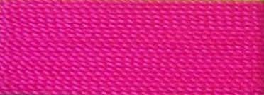 Omega 100% #10 Nylon Crochet Thread bright Pink