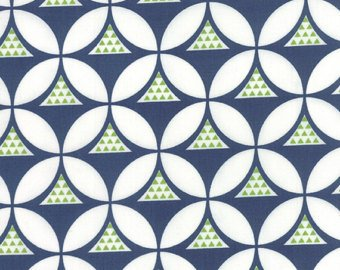 Color Theory Geo Mod Navy