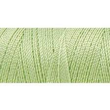 Omega 100% #69 Nylon Crochet Thread light lime