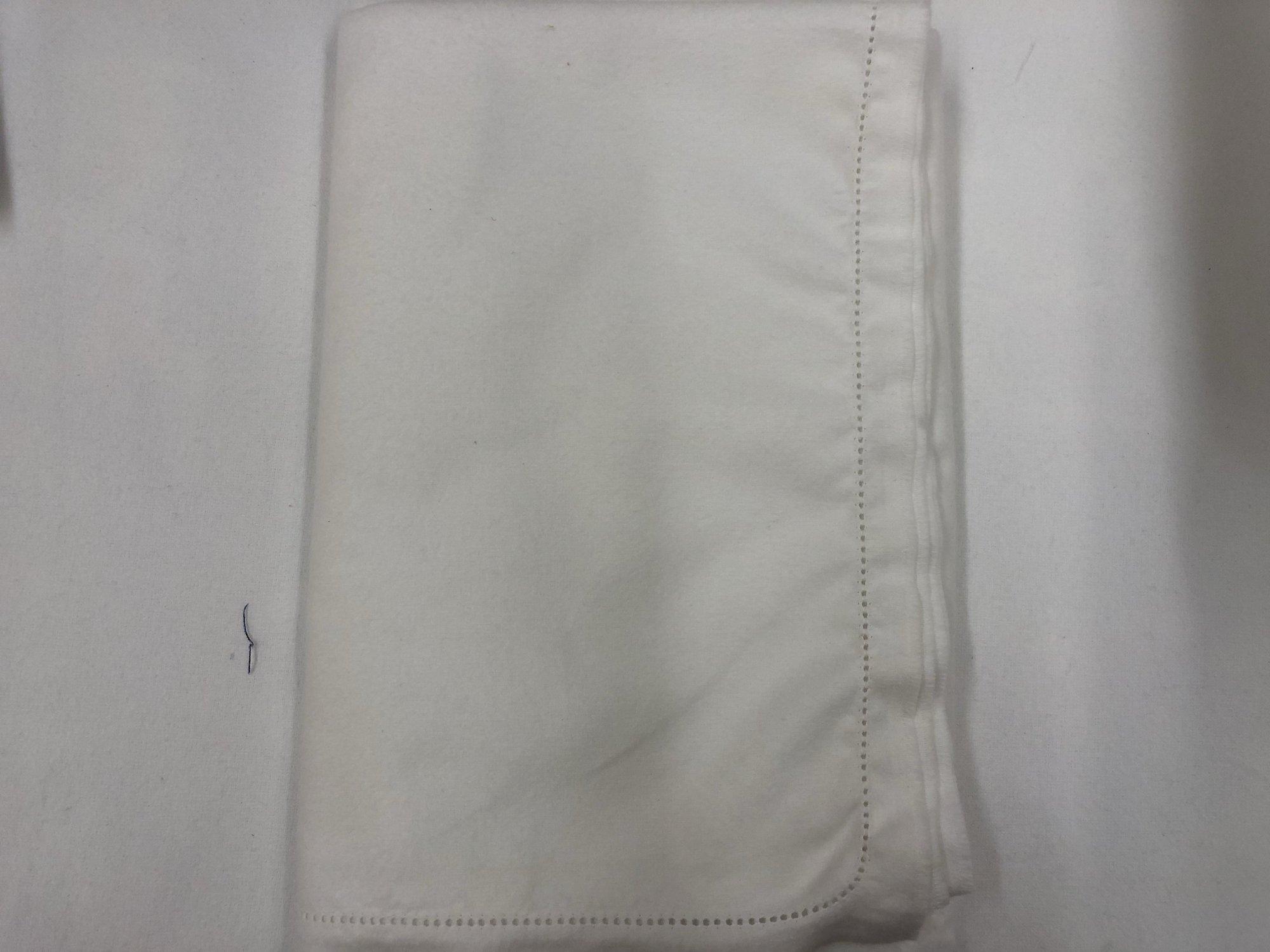 Single layer all white