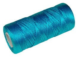 Omega 100% #23 Nylon Crochet Thread Dark Turquoise
