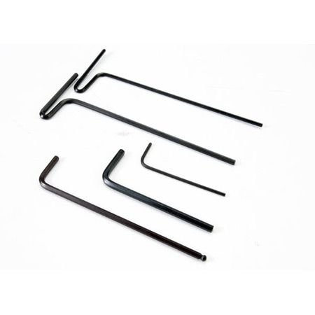 Hex Wrench Set (5)