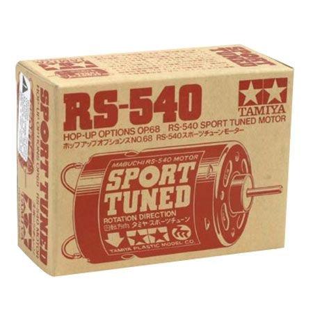RS540 Sport Tuned Motor