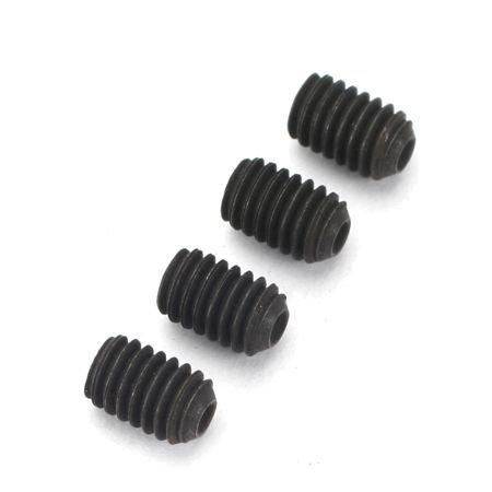 Socket Set Screws 4 x 6 (4pk)