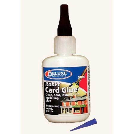 Rocket Card Glue