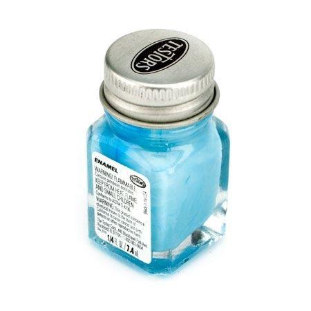 Enamel 1/4oz Light Blue
