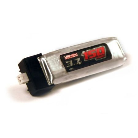 25C 3.7V 150mAh 1S LiPo: MCX