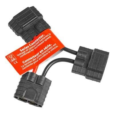Series battery wire harness, (iD compatible)
