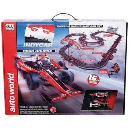 16' INDY Slot Car Race Set