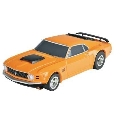 MG+ '70 Mustang Boss Orange