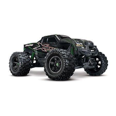 X-Maxx 4WD Truck 8S GREEN w/TSM, RTR