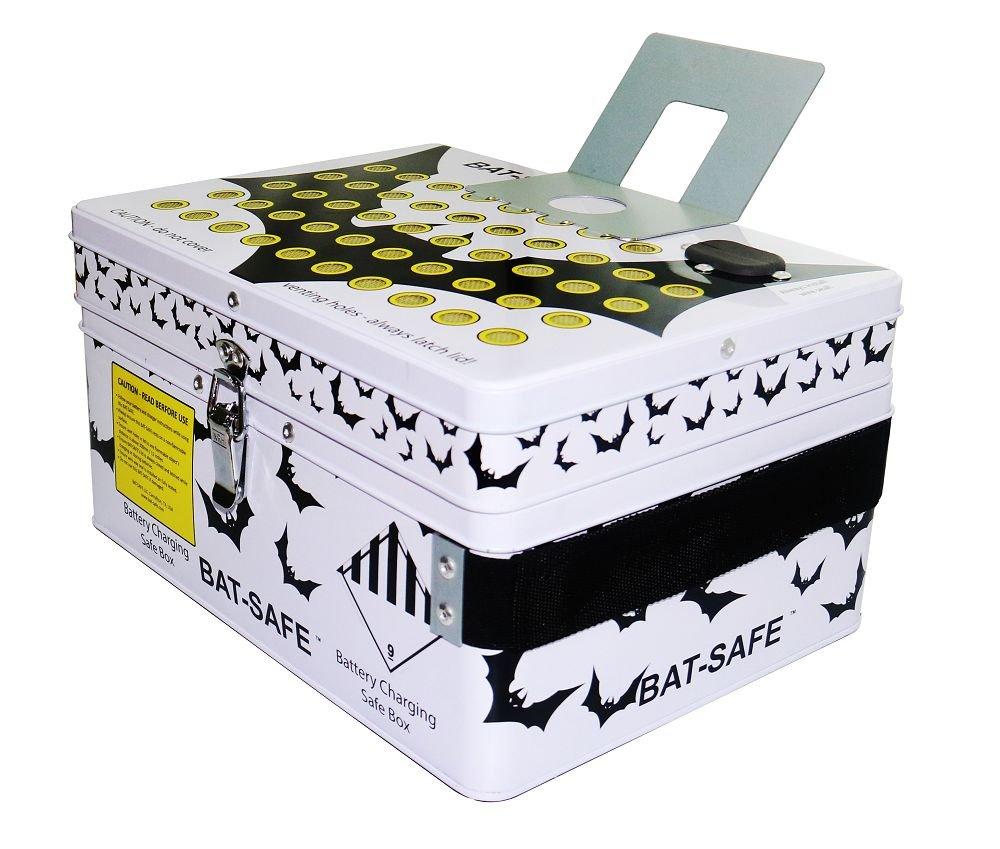Bat-Safe LiPo Battery Charging