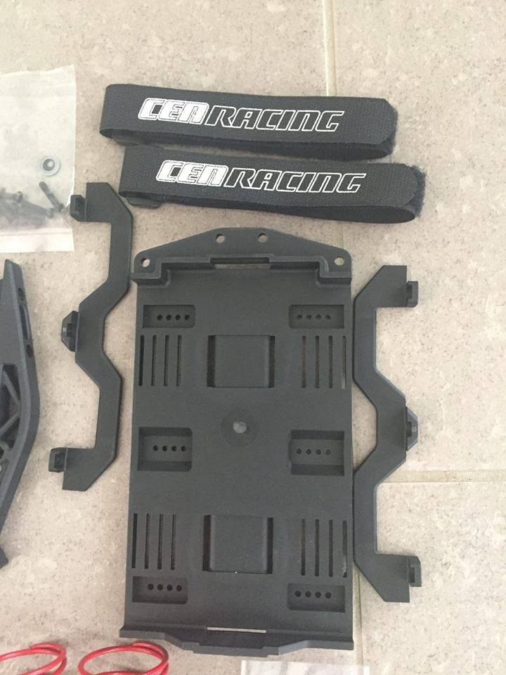 Adjustable Battery Tray COL.XT