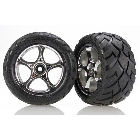 Anaconda Rear Tires & Wheels - Chrome