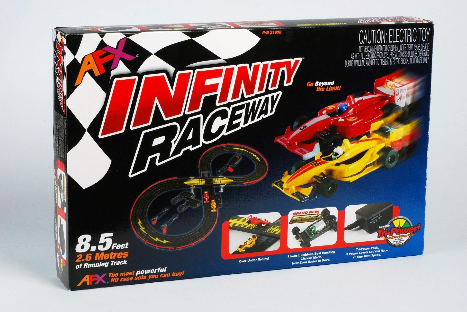 INFINITY Raceway (MG+) SET