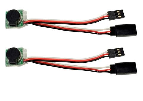 LOST PLANE / HELI / DRONE ALARM FINDER TRACER - 2 PACK