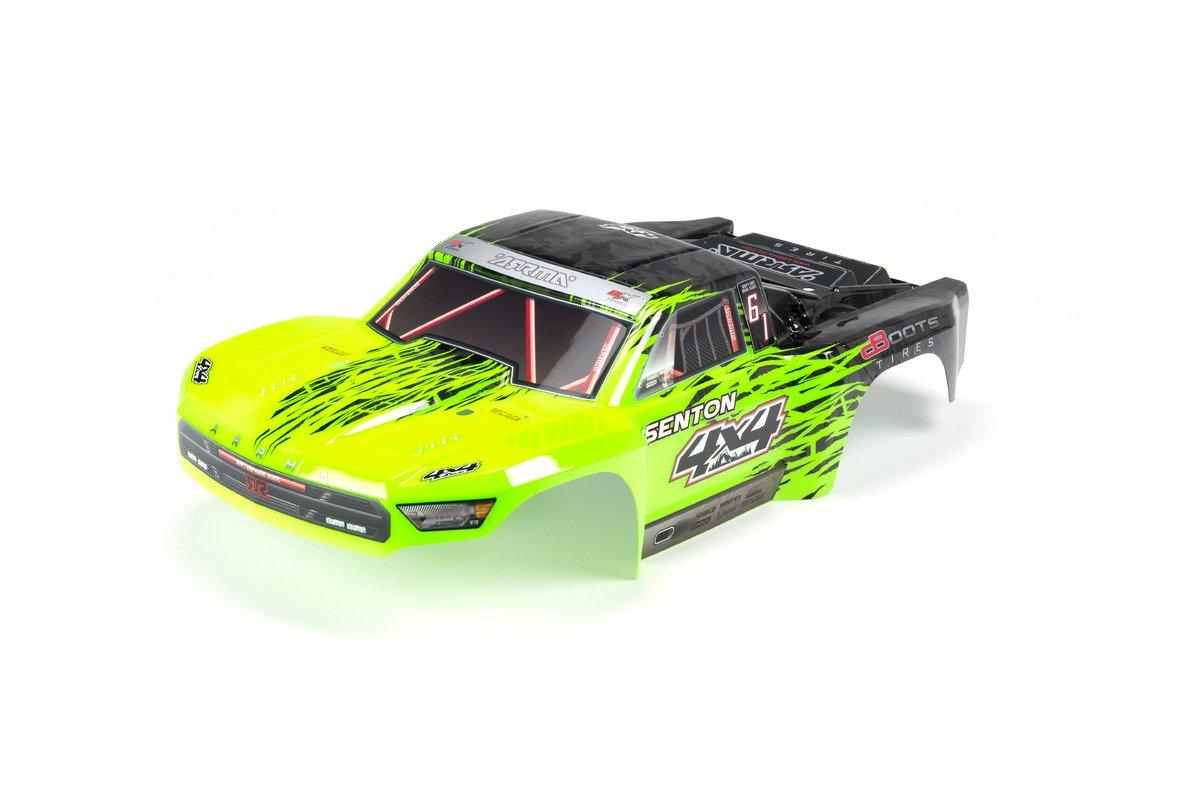SENTON Green/Black Painted Body 4X4 BLX