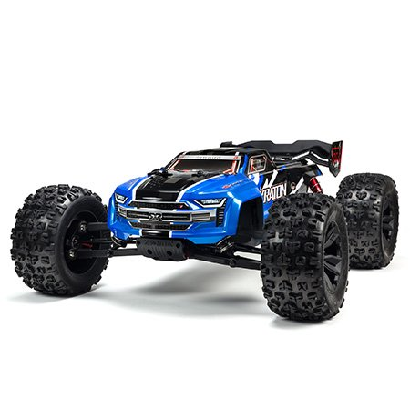 1/8 Kraton 6S, V4 Blue, 4WD BLX Speed Monster Truck RTR