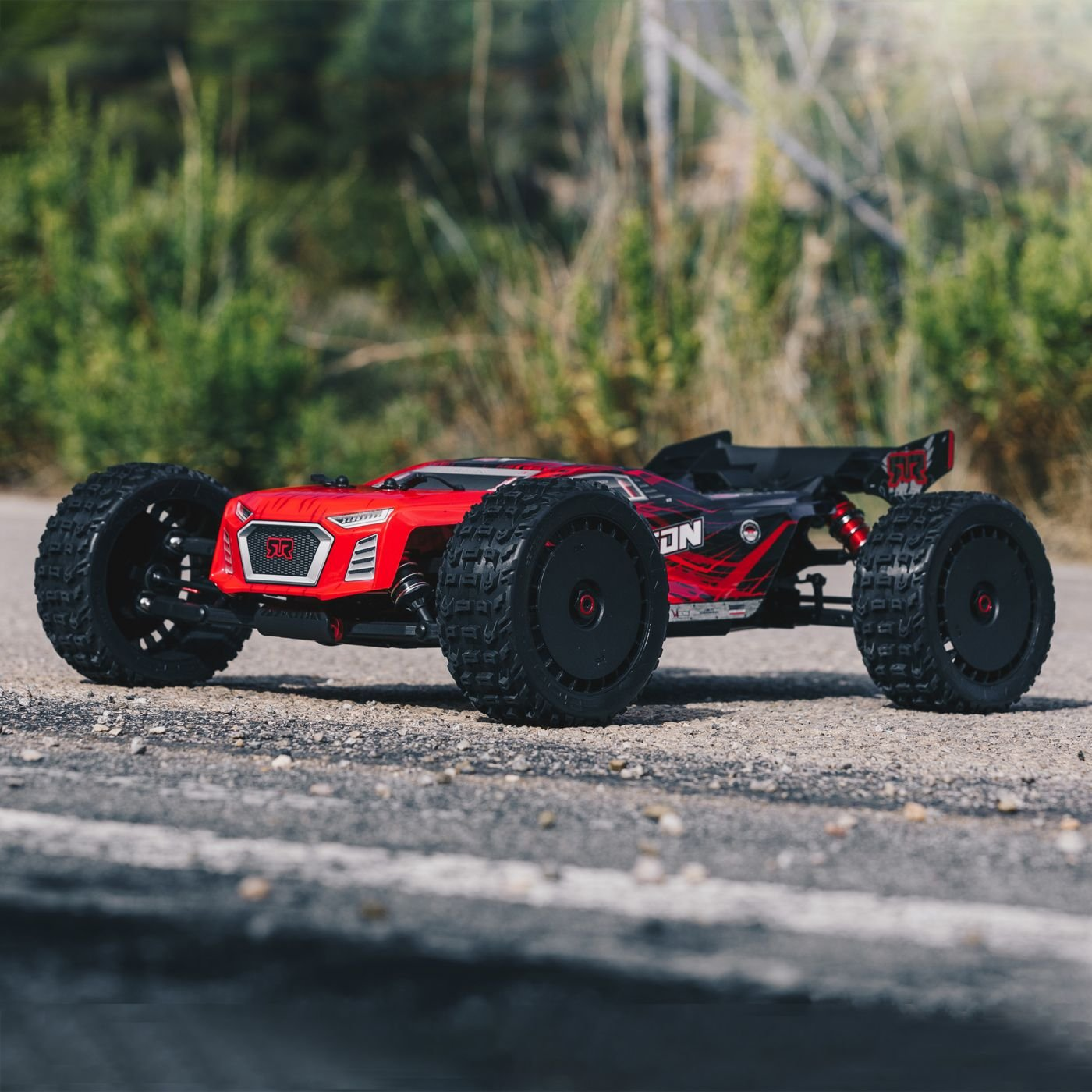 2019 TALION 6S BLX Truggy Red/Black