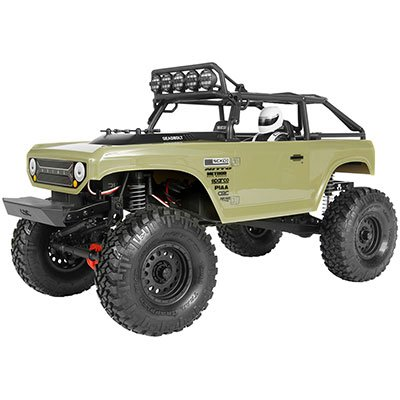 1/10 SCX10II Deadbolt 4WD Electric RTR