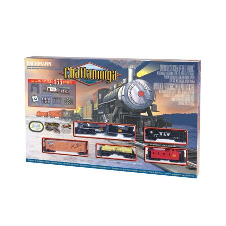 HO Chattanooga Train Set