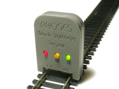 Track Voltage Tester, HO/N/On30