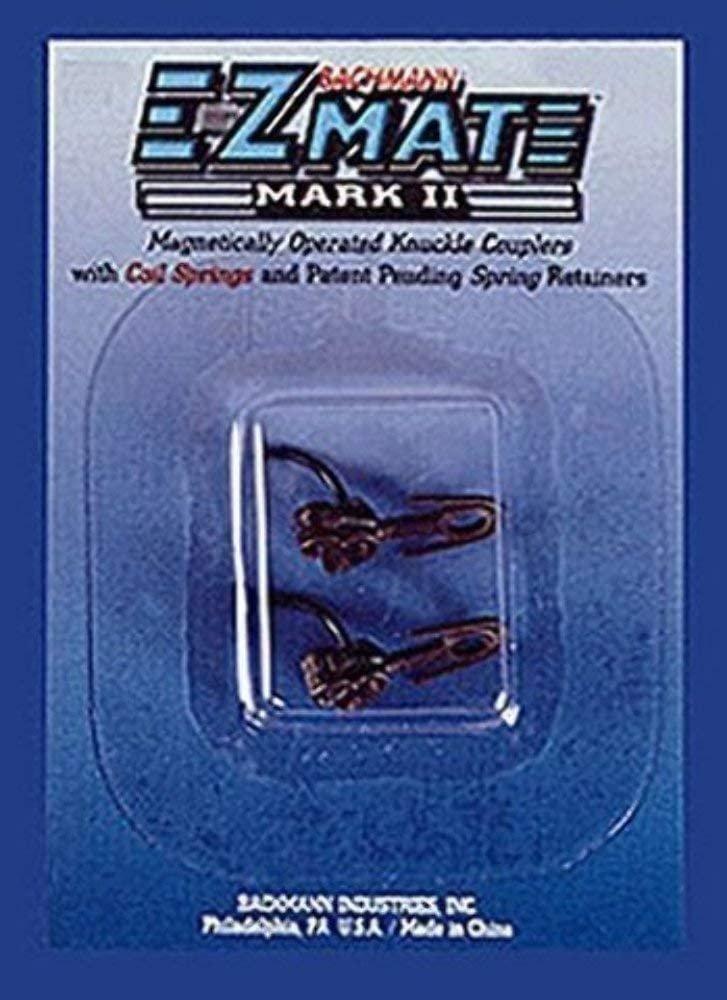 HO EZ Mate Mark II Center Knuckle Coupler,Long (1)