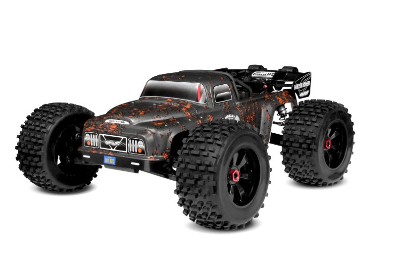 1/8 Dementor XP 4WD MT 6S RTR Brushless