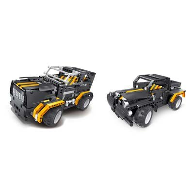 R/C Blocks Car 2 in 1 509pcs