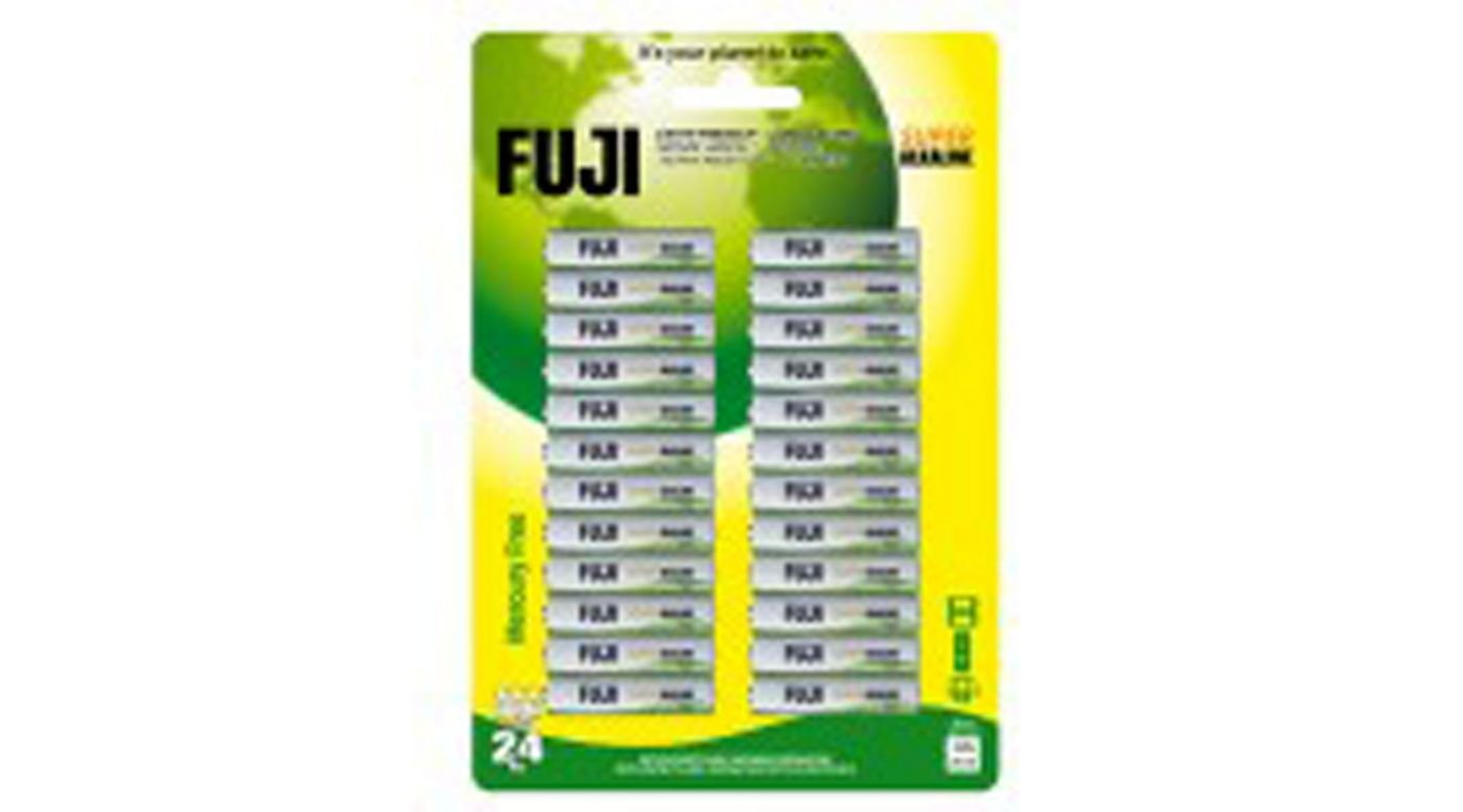 Fuji AAA Alkaline Battery (24)