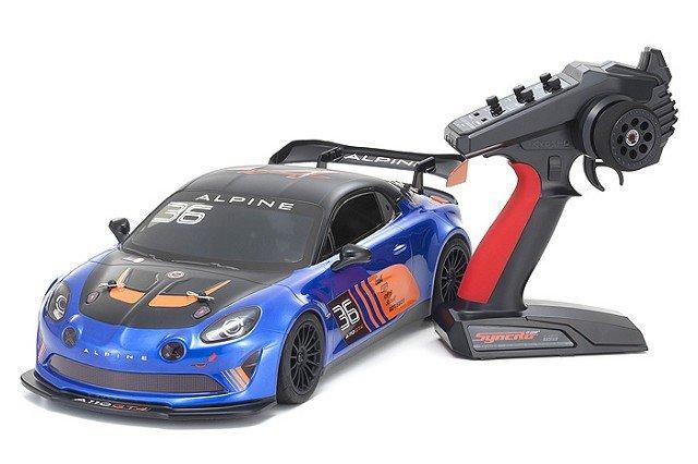 Fazer Mk2 Alpine GT4