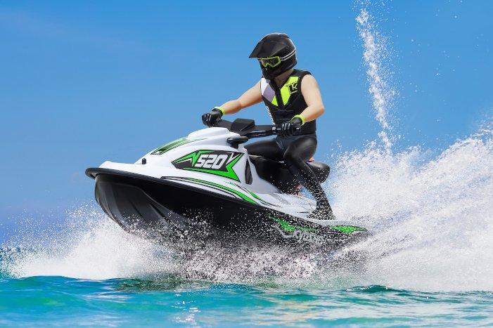 Wave Chopper 2.0 (Green) Electric Watercraft