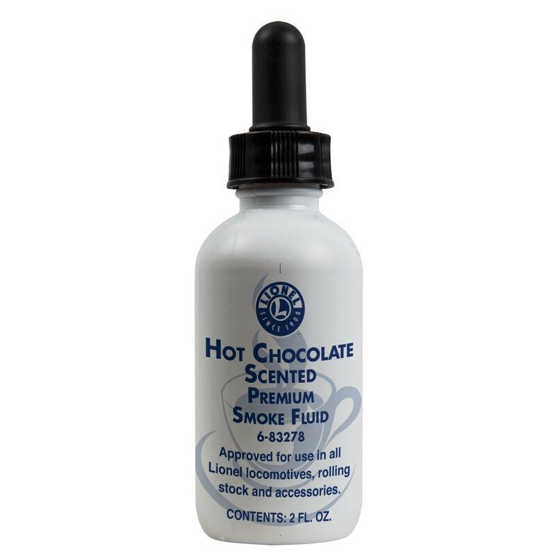 Smoke Fluid Hot Chocolate