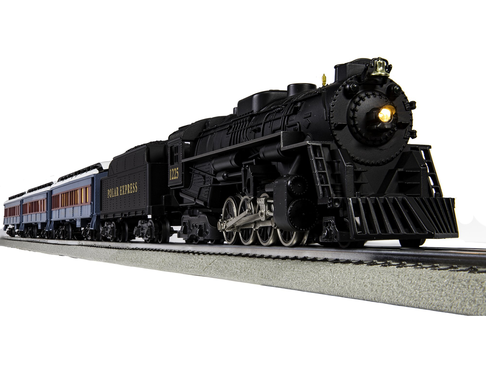 O-27 LionChief The Polar Express Set/Bluetooth