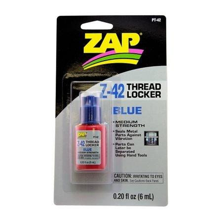 ZAP Z-42 Blue Thread Locker