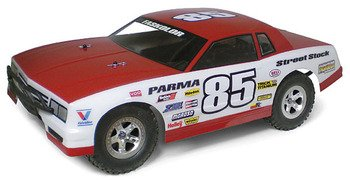 85 Street Stock SC .040 Clear Body