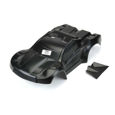 Pre-Painted Pre-Cut Flo-Tek Fusion Black SC