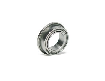 5x8x2.5mm Metal Shielded Flanged Speed Bearing (1)