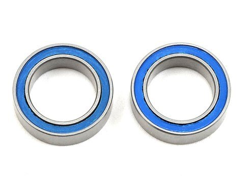 10x15x4mm Rubber Sealed Speed Bearing (2)