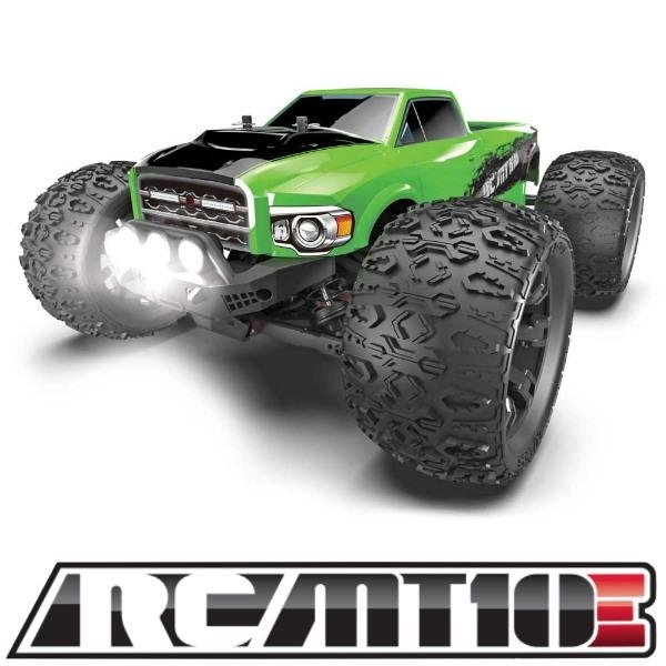 1/10 RC-MT10E Brushless 4WD RTR