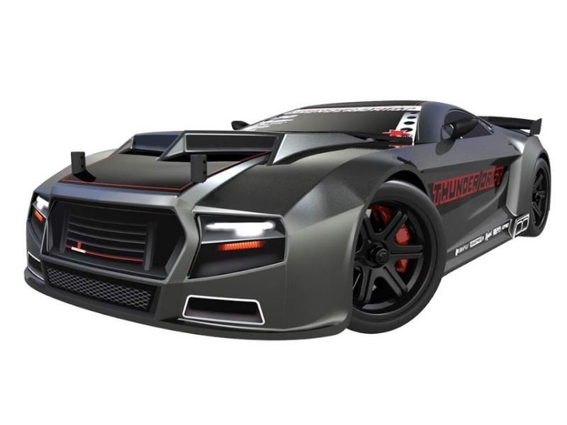 1/10 Thunder Drift 4WD RTR Gunmetal