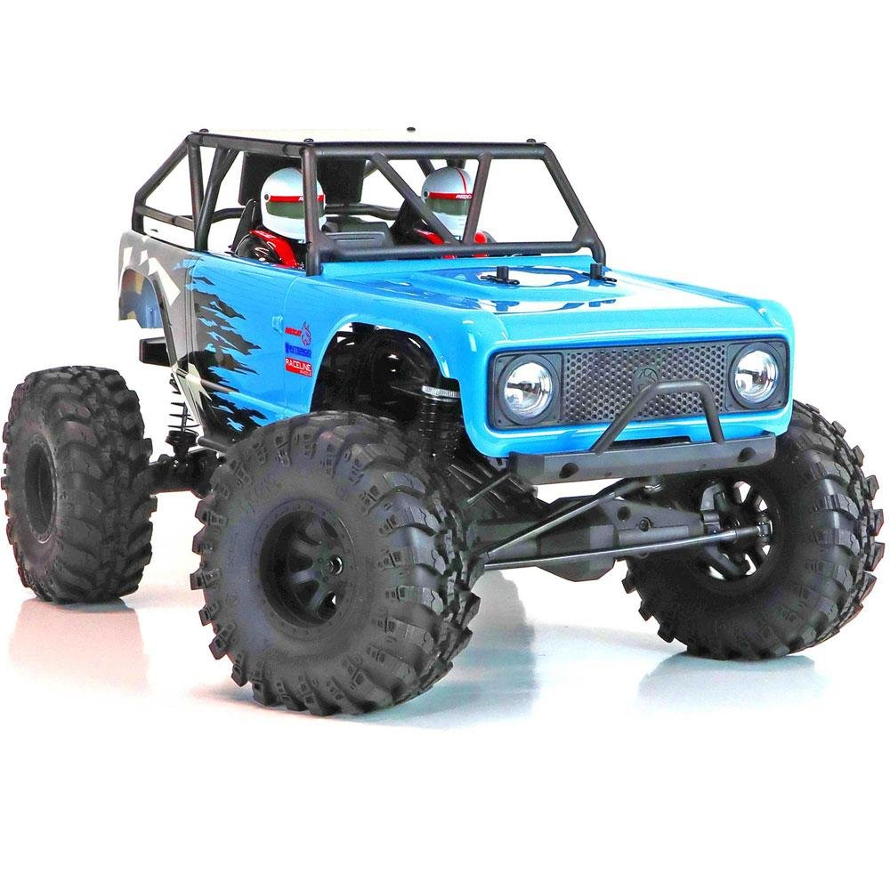 Wendigo 1/10 Scale Brushless Solid Axle Rock Racer RTR